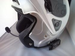 ヘルメット取付例2